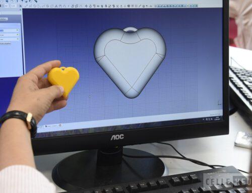 Technik zum Anfassen: TUI-Stiftung unterstützt 3D-Druck Projekt des Hölty-Gymnasiums (CelleHeute am 13.09.2017)