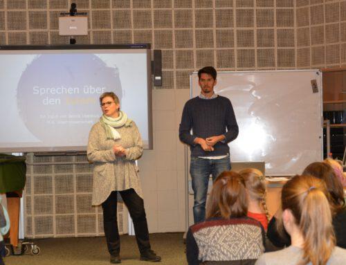 Islamwissenschaftler Jannik Veenhuis zu Gast am Hölty-Gymnasium