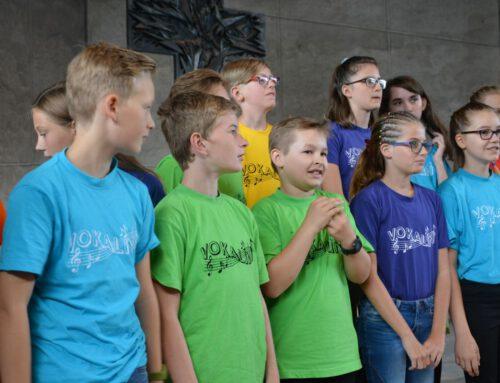 Mit meinem Gott überspringe ich Mauern: Gottesdienst zur Einschulung am Hölty-Gymnasium