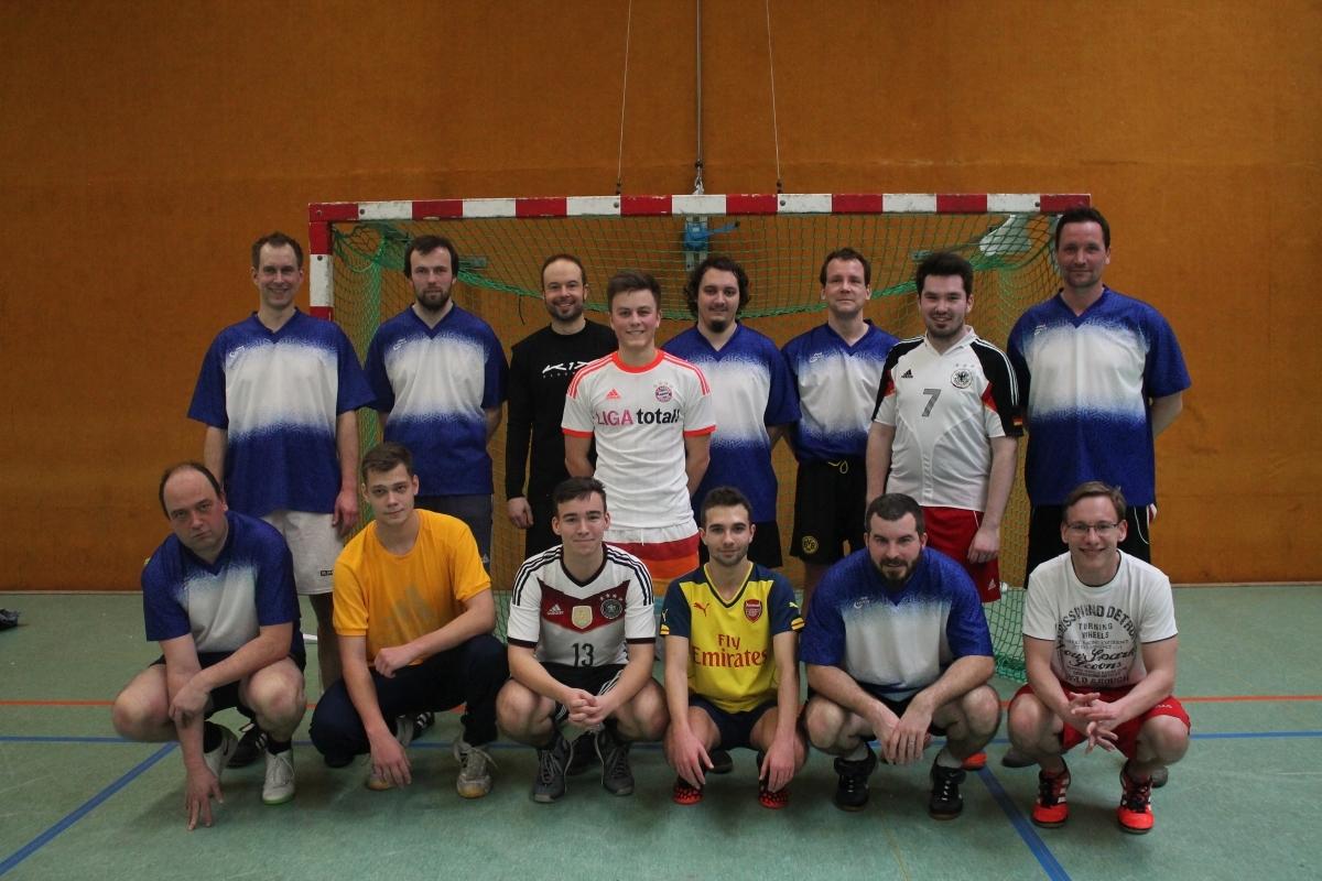 Fußballturnier mit starken Schülermannschaften!