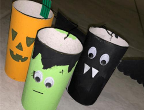 Halloween-Party in Hambühren für die neuen fünften Klassen