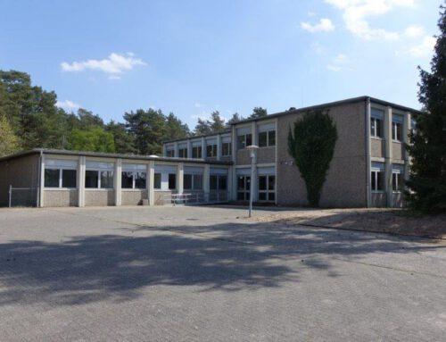 Vorbereitungen für neues Hölty-Gymnasium in Hambühren laufen auf Hochtouren (CelleHeute am 30.04.2020)