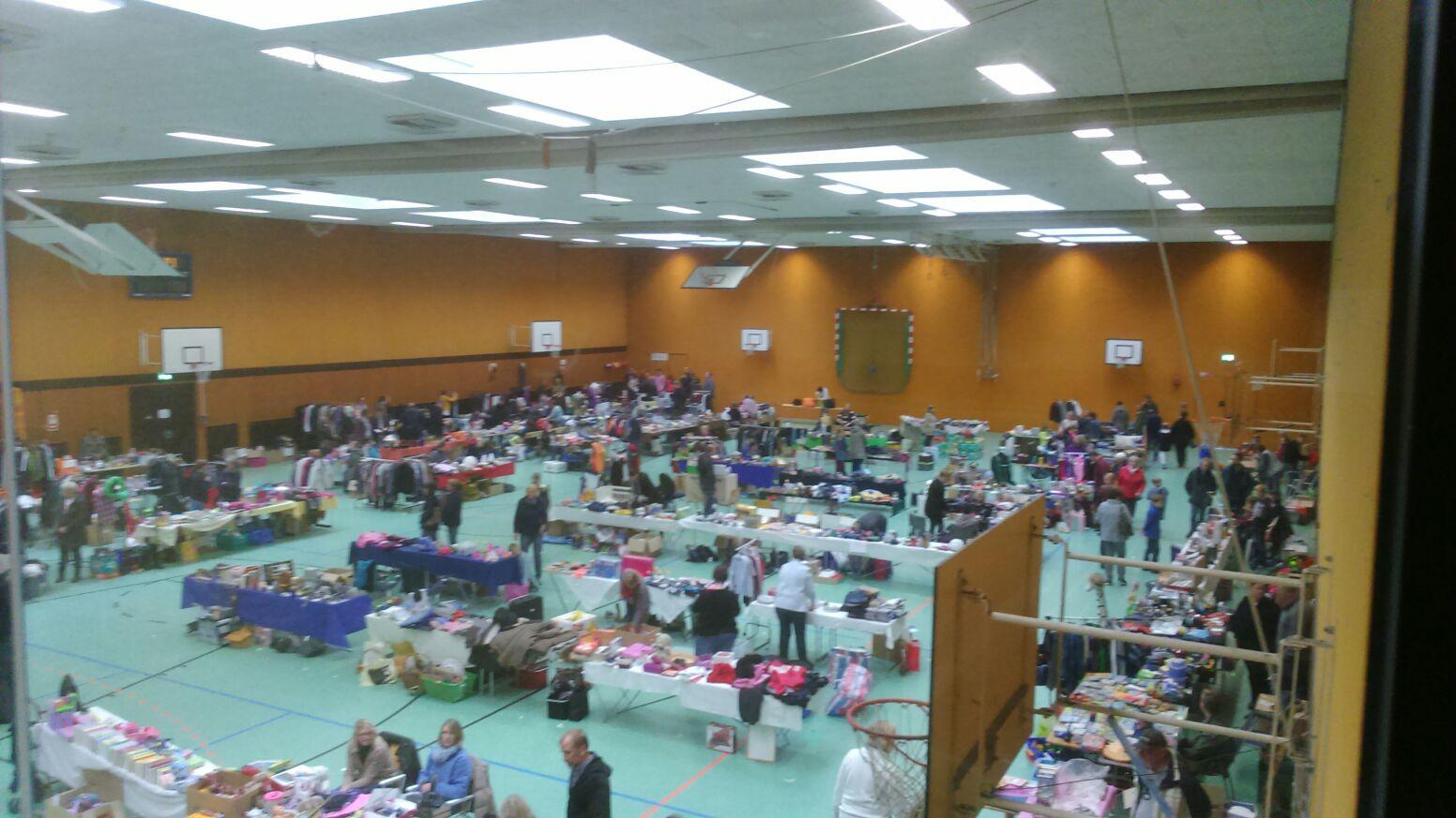 Hölty-Herbstflohmarkt 2016