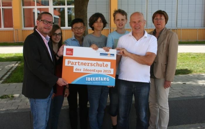 IdeenExpo2015Partnerschule