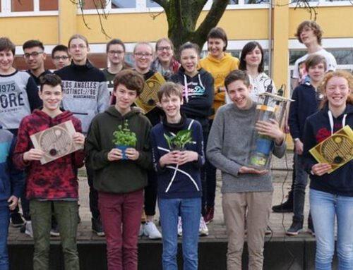 IdeenExpo: Junge Forscher im Finale (Cellesche Zeitung am 14.06.2019)