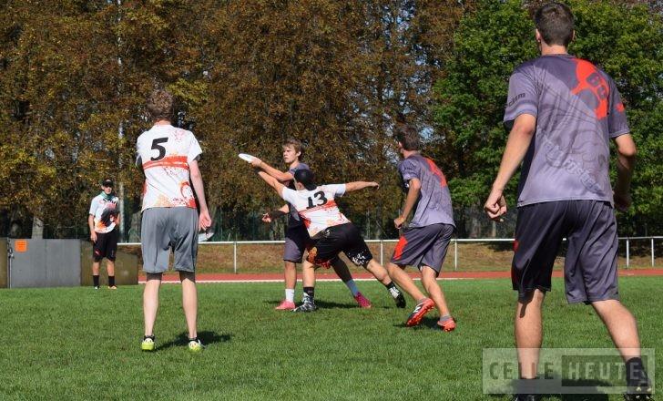 Video und Links zu den Deutschen Junioren Meisterschaften im Ultimate Frisbee 2016