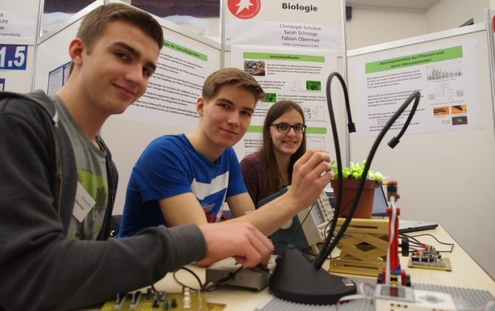 JugendForschtLandeswettbewerb2018CelleHeute