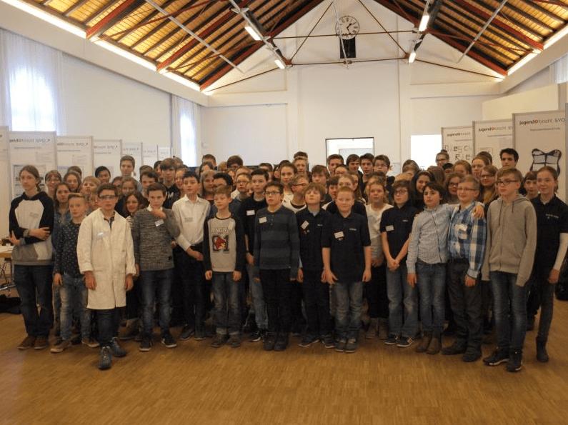 Jugend forscht 2017 – Junge Zukunftsgestalter und ihre Visionen/Projekte (Celler Presse am 15.02.2017)