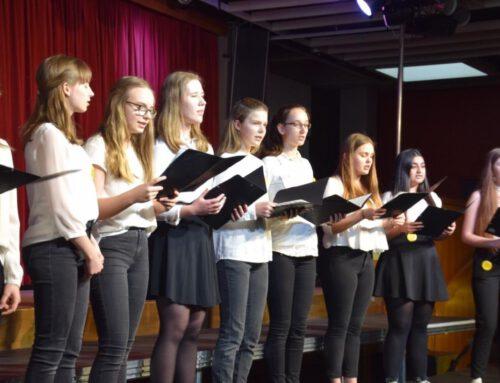 Hölty-Chöre bei den 17. Kinder- und Jugendchortagen