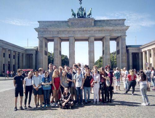 Klassenfahrt der 10a – Berlin, wir kommen!