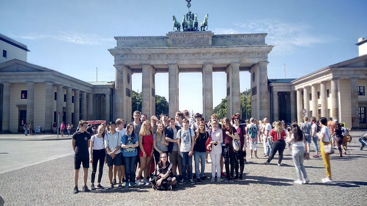 Berlin Klassenfahrt Programm