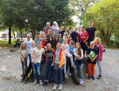 Klassenfahrt der 6a und der 6c in den Harz