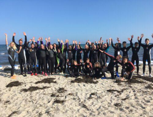 Die Klassenfahrt der 9a zur abenteuerlichen Ostsee!