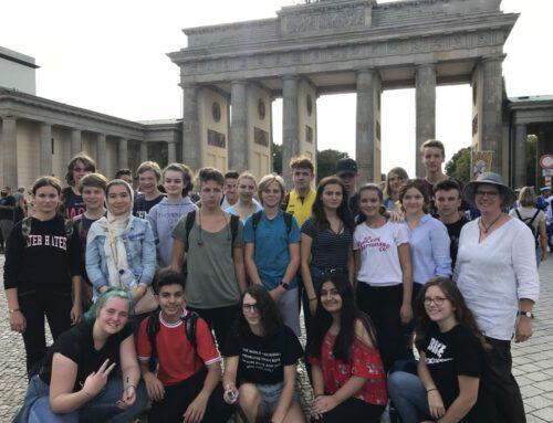 9b – Klassenfahrt nach Berlin