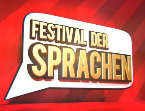 Einladung zum Festival der Sprachen