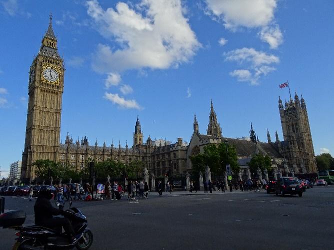 London – A City To Remember (London-Kursfahrt 2016)