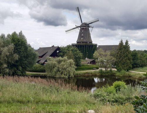 Glück zu! Besuch im Internationalen Mühlenmuseum in Gifhorn