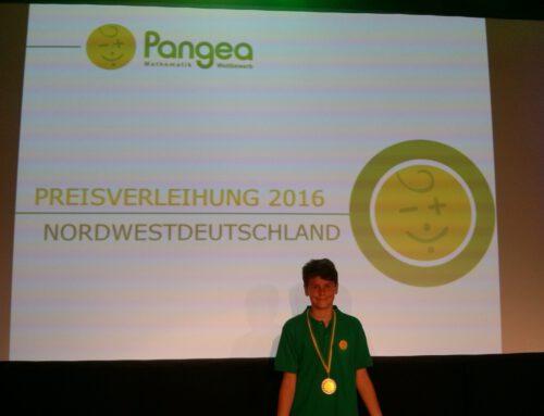 Höltyaner mit herausragendem Erfolg beim PANGEA-Mathematikwettbewerb 2016