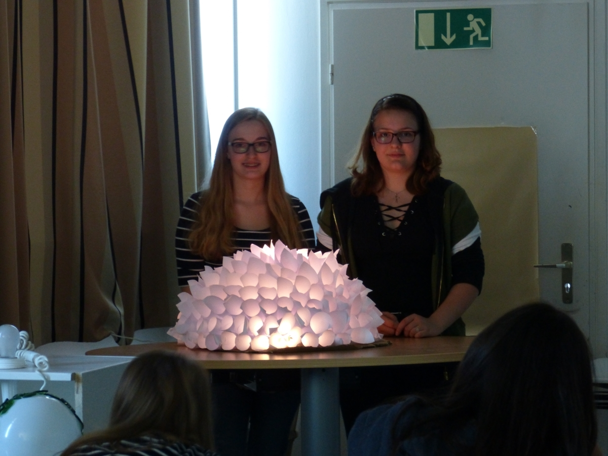 H lty gymnasium celle produktdesign mit upcycling for Produktdesign schule