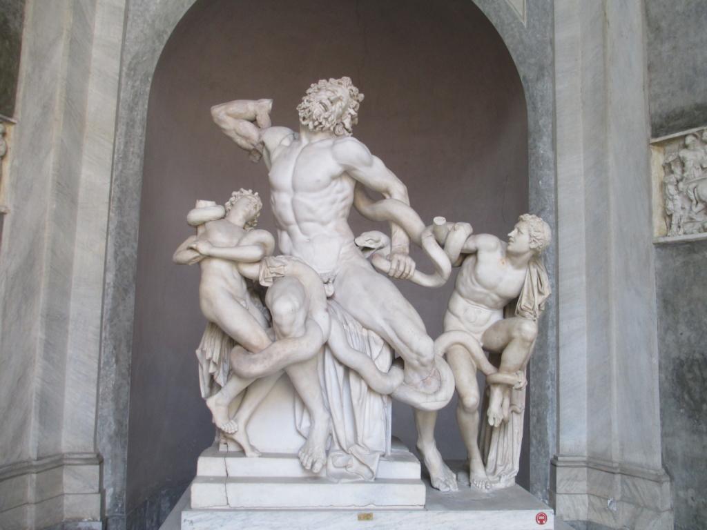 Vatikanische Museen, Antikensammlung: Die Laokoongruppe