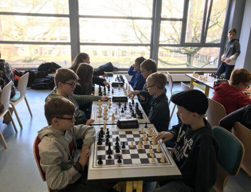 Hölty-Mannschaft erkämpft dritten Platz im Schach