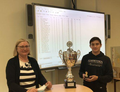 3. Schulmeisterschaft im Schach