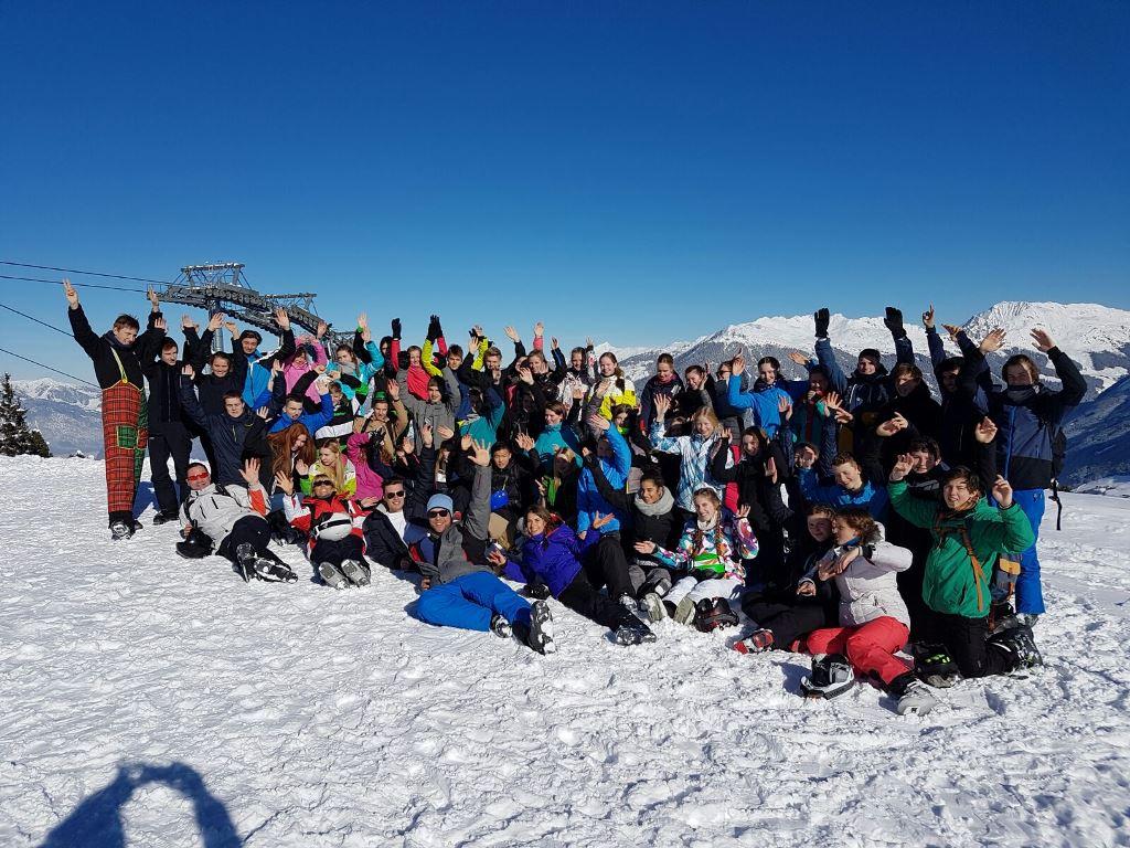 Schneesportwoche 2017 (mit neuen Fotos)