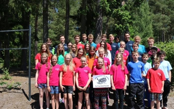 SchwimmerBezirksentscheid2015