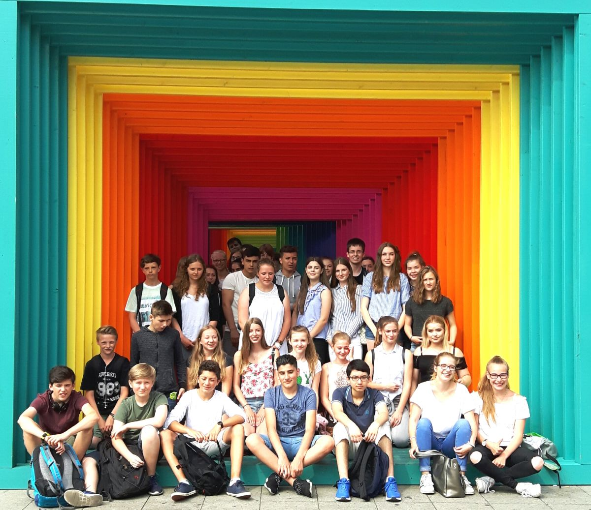 Kunstausflug ins Sprengel Museum Hannover