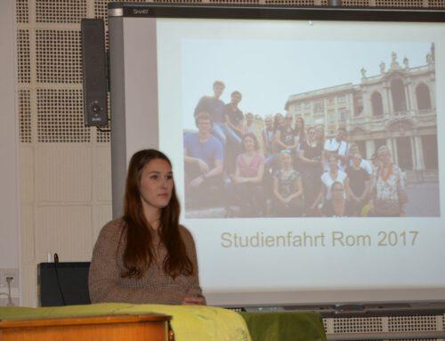 Höltyaner im Bann der Ewigen Stadt – Ein Präsentationsabend zur Studienfahrt nach Rom