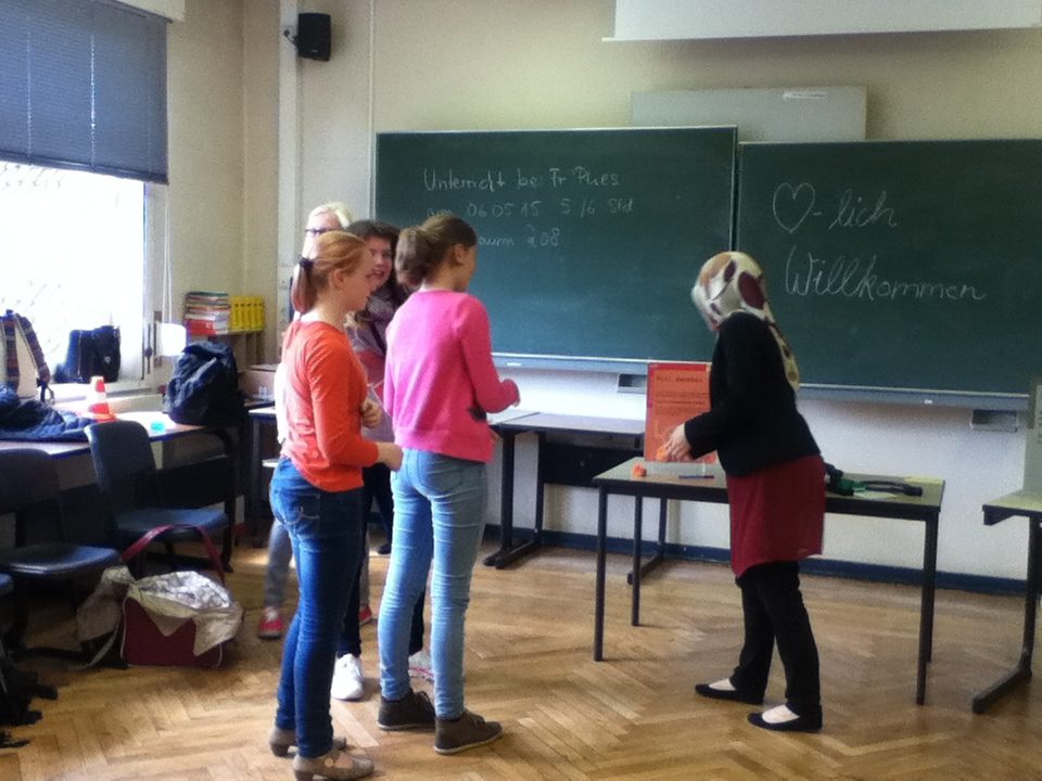 Lebens-Schule am Hölty-Gymnasium
