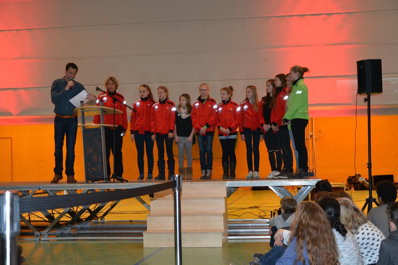 Weihnachtsessen Celle.Hölty Gymnasium Celle Höltyfamilie Honoriert Kurz Vor Weihnachten