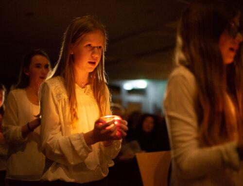 Auf dem Weg nach Bethlehem – Weihnachtskonzert des Hölty-Gymnasiums