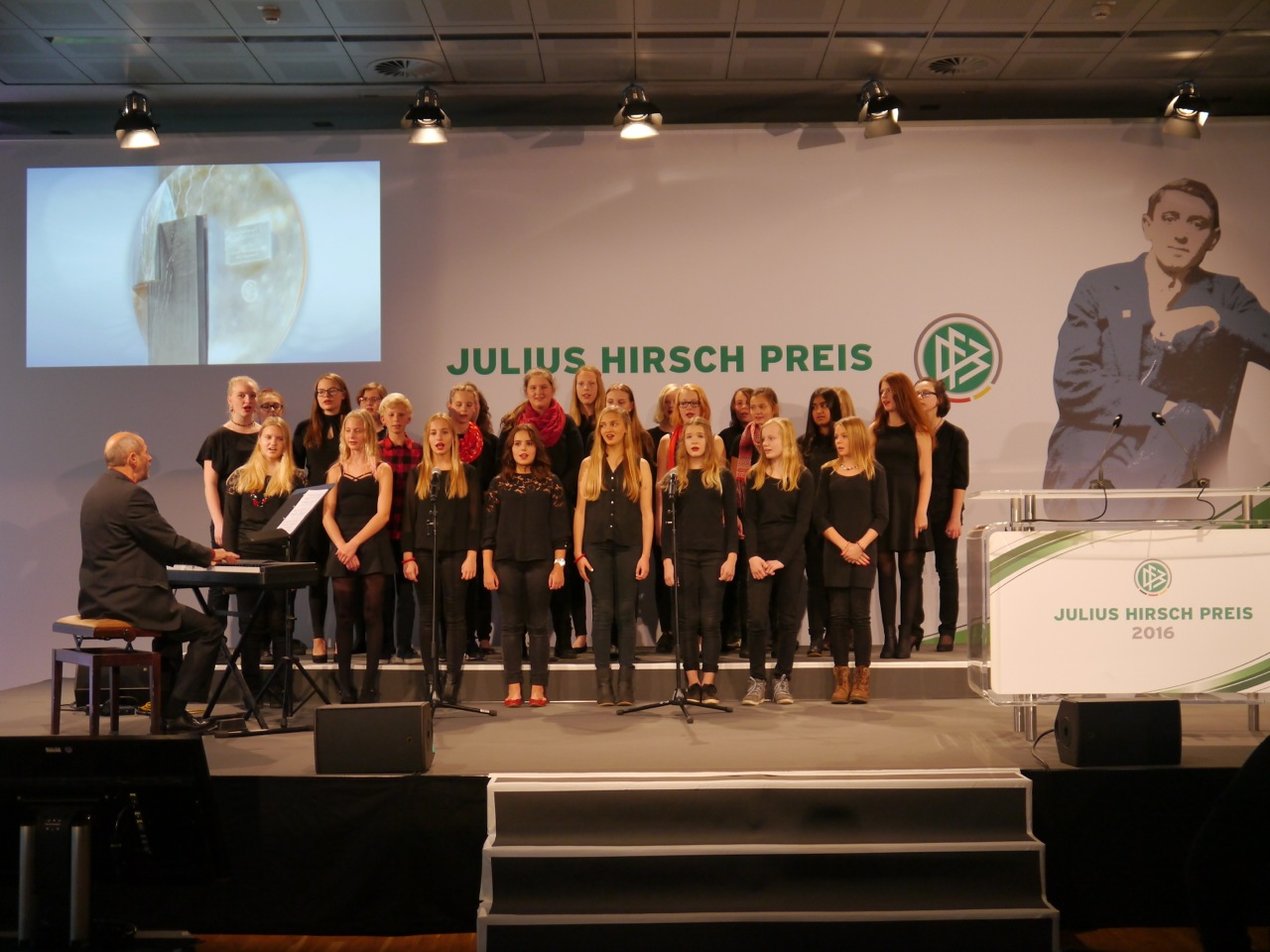 Young Voices beim DFB