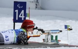 Paralympics 2010 - Biathlon